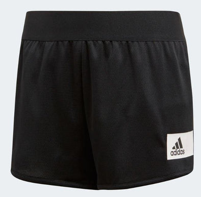 Adidas Girls Cool Training Shorts - Little Rookie Sport (4337186766909)