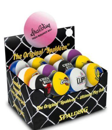 Spalding High Bounce Ball-  NBA TEAM