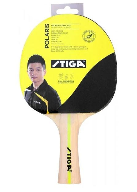 Stiga Polaris Table Tennis Bat