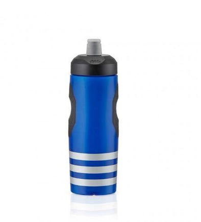 Adidas Anti-Spill Performance Water Bottle-POWER BLUE 600ml