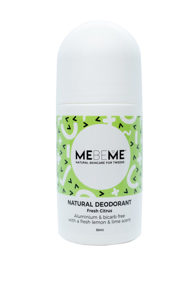 Mebeme Natural Deodorant - Little Rookie Sport (1913019433006)
