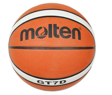 Molten GTX7 Series Basketball- Tan/White
