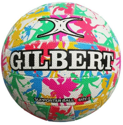 Gilbert Netball Glam Fairies Sz5 - Little Rookie Sport (1943875420206)