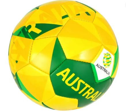 Matildas Soccer Ball- Size 1 - Little Rookie Sport (4172146704430)