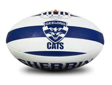 Sherrin Club Football- Geelong Cats