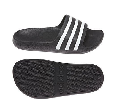 Adidas Adilette Aqua Slides- Kids - Little Rookie Sport (1993822339118)