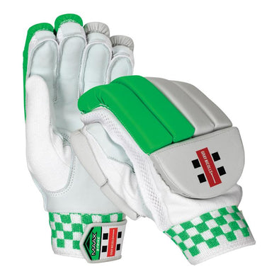 Gray Nicolls Maxx Strike Batting Gloves- Junior