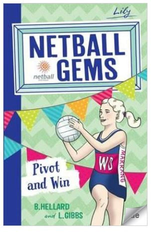 Netball Gems- Pivot and Win - Little Rookie Sport (4346664714301)