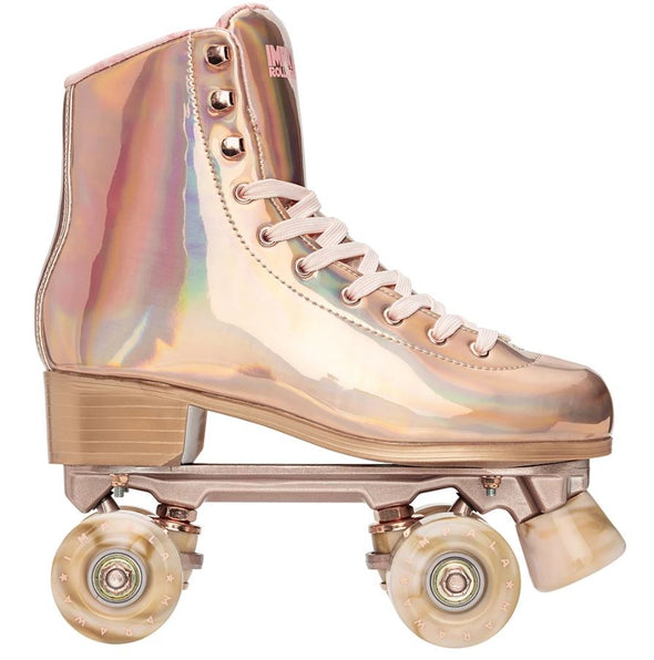 Impala Rollerskates - Marawa Rose Gold - Little Rookie Sport (4345323847741)