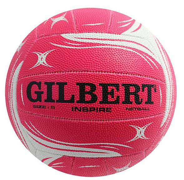 Gilbert Netball Inspire Training Netball - Little Rookie Sport (1897354068014)