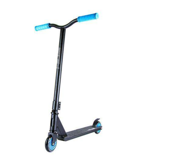 i-Glide JR Complete Kids Scooter- Black/Blue