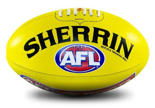Sherrin Leather Training Replica Ball- Size 2