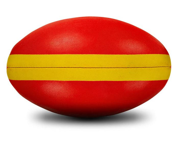 Sherrin Precision AFL Ball - RED