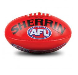 SHERRIN PVC SIZE 5 AFL REPLICA - Little Rookie Sport (1885801185326)