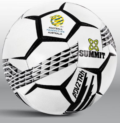 Summit ADV2 TRP White Soccer Ball
