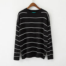 Load image into Gallery viewer, Stripes Knit Pullover H191