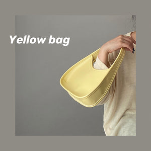 Macaron Color Mini Hobo Bag