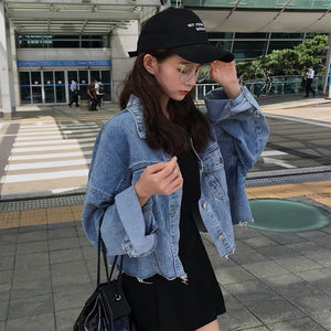 Sarah Denim Jacket H9991