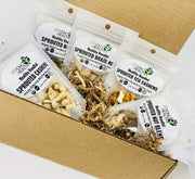 Healthy Handfuls: Raw Organic Sprouted Nuts - Month's Supply Variety Pack