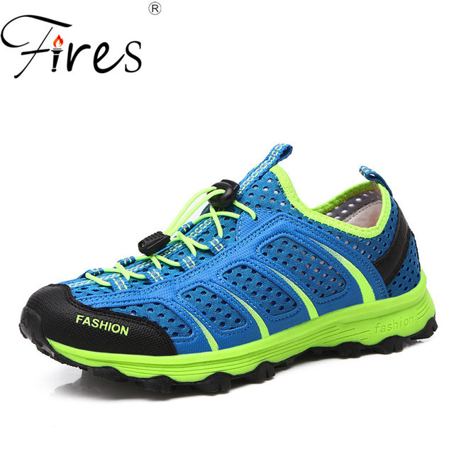 Fires Cool Mesh Light Weight Women's Hiking Climbing Walking Shoes