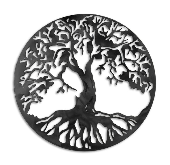 Metal Tree of Life