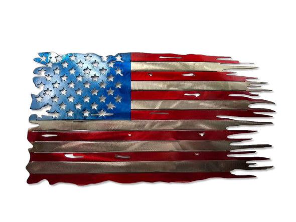 Metal-flag-powdercoat-tyler-gassin-oregon-all-american-metal-art-metalart