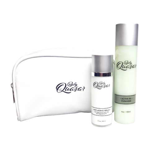 ACTIVE RX CLEANSER + ANTI-AGING SERUM BUNDLE