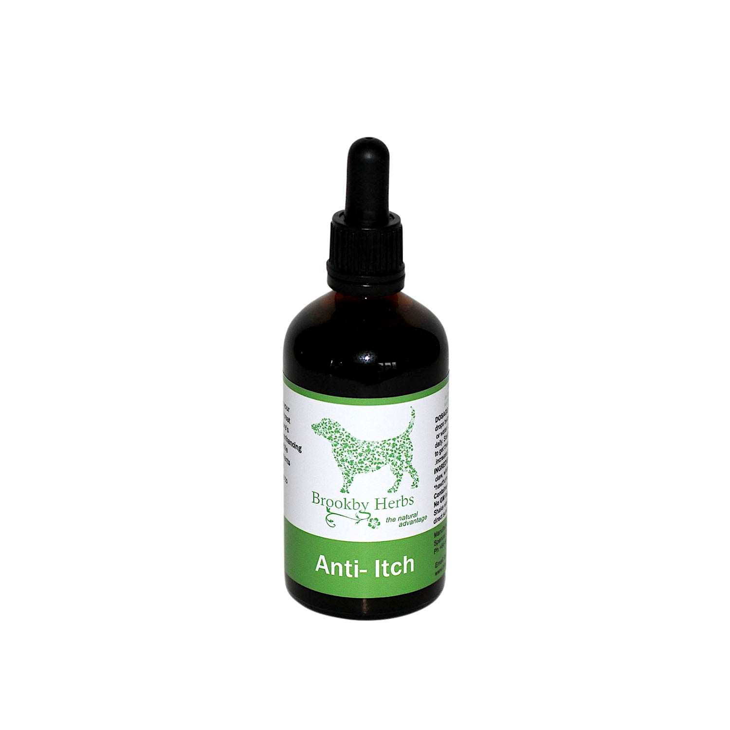 Organic Anti-itch/Shine for Dogs