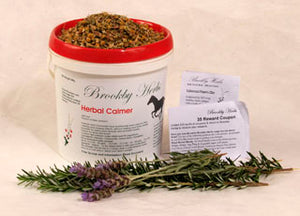 Herbal Calmer (with Valerian)