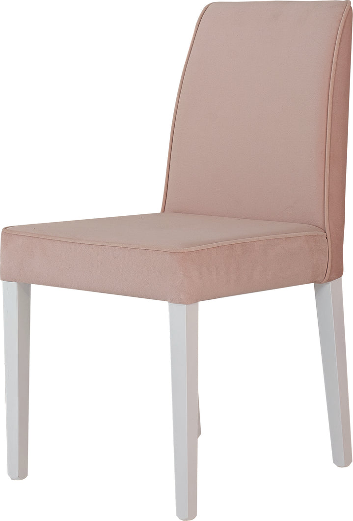 Bianca Study Desk Chair in Chic Pink
