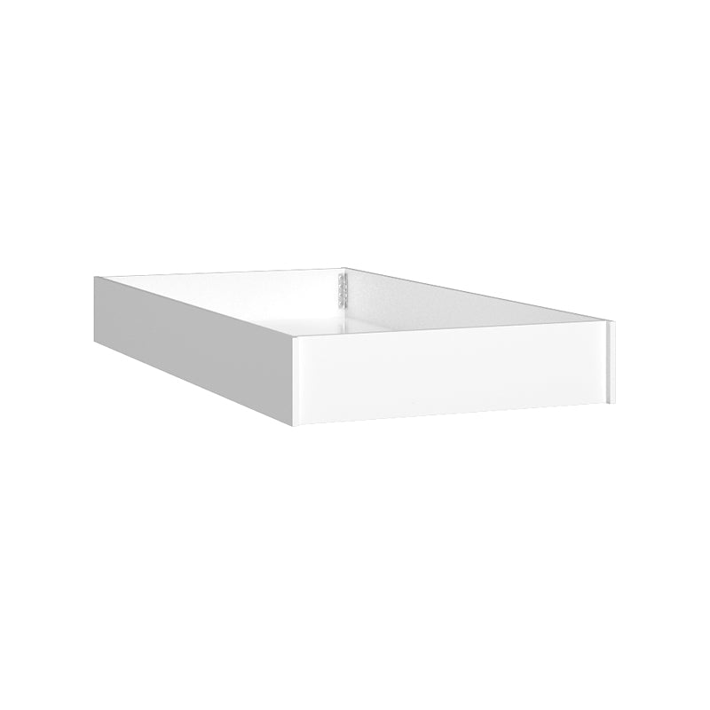 Bianca Unimodel Pull-Out Bed in Satin White
