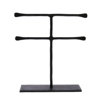 Double T Jewelry Stand