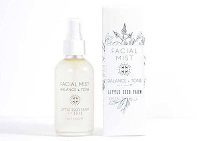 Facial Mist and Toner