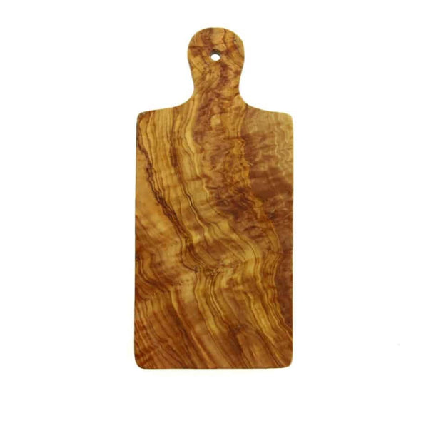 Small Rectangular Olive Wood Board