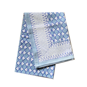 Datuna Block Print Tablecloth