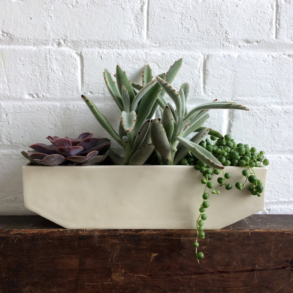 Linea Windowsill Planter | Medium