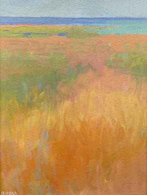 Autumn in the Marsh | Robin Herr