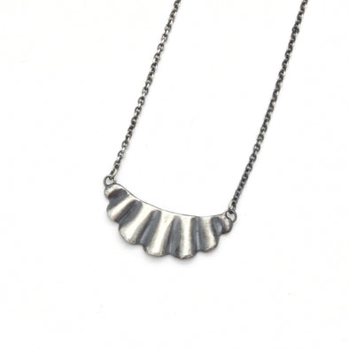 Mini Scallop Necklace
