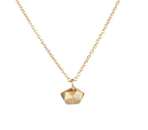 Fragment Necklace | 14k Vermeil