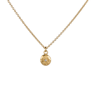 Lucia Necklace | 14k Vermeil