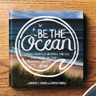 Be The Ocean | Book
