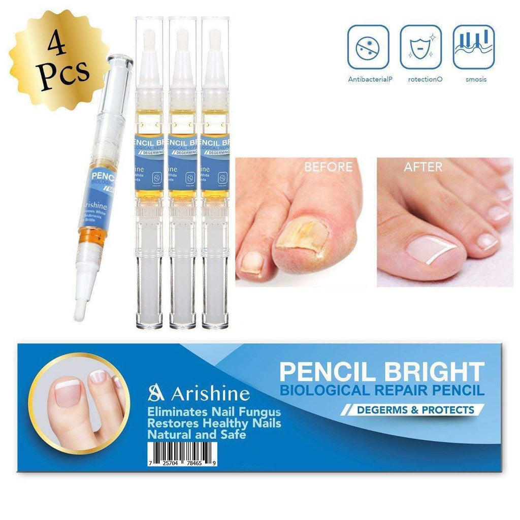 Arishine Toenail Fungus Treatment, Fungus Stop, Maximum Strength ...