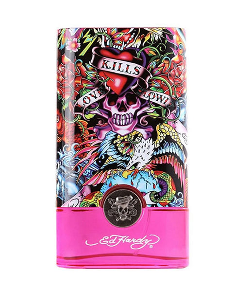 Hearts And Daggers By Ed Hardy For Women: Ed Hardy Hearts & Daggers By Christian Audigier For Women