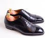 Ringo-R Punched Cap-Toe Oxfords
