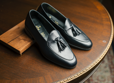 BL2 Belgian Loafers
