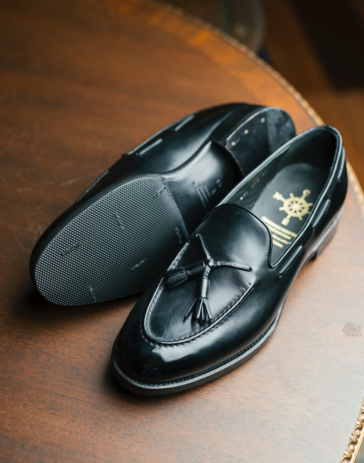 BGY-TYS Tassel Loafers