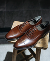 BGY U1940 Cap Toe oxfords