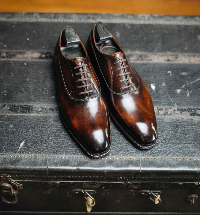 GMTO - BR3 Balmoral Oxford (Hand Sewn Welt)