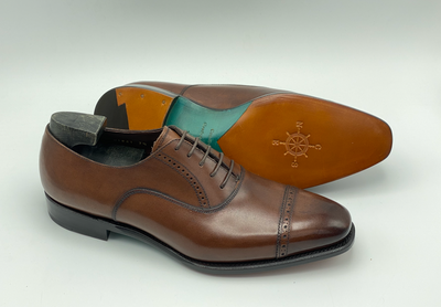 U1941 Captoe Oxfords