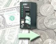 Bill to Coin Change Machines